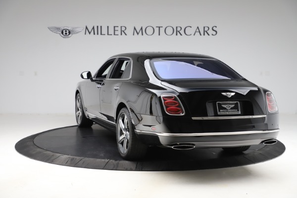Used 2016 Bentley Mulsanne Speed for sale $149,900 at Aston Martin of Greenwich in Greenwich CT 06830 4