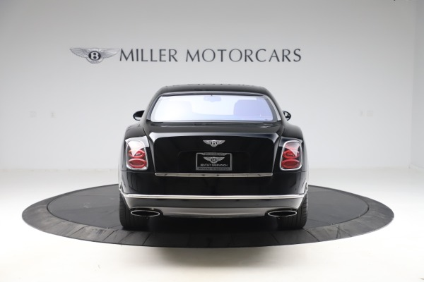 Used 2016 Bentley Mulsanne Speed for sale $149,900 at Aston Martin of Greenwich in Greenwich CT 06830 5