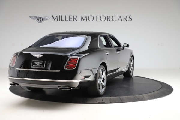 Used 2016 Bentley Mulsanne Speed for sale $149,900 at Aston Martin of Greenwich in Greenwich CT 06830 6