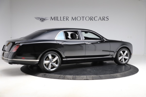 Used 2016 Bentley Mulsanne Speed for sale $149,900 at Aston Martin of Greenwich in Greenwich CT 06830 7