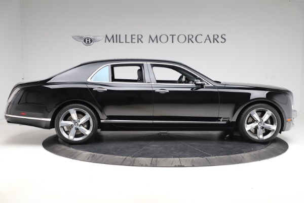 Used 2016 Bentley Mulsanne Speed for sale $149,900 at Aston Martin of Greenwich in Greenwich CT 06830 8