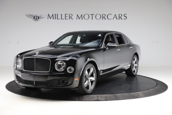 Used 2016 Bentley Mulsanne Speed for sale $149,900 at Aston Martin of Greenwich in Greenwich CT 06830 1