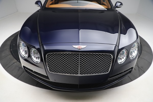 Used 2016 Bentley Flying Spur V8 for sale $114,900 at Aston Martin of Greenwich in Greenwich CT 06830 13