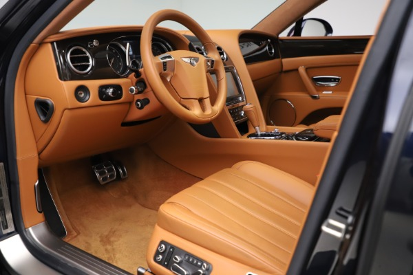 Used 2016 Bentley Flying Spur V8 for sale $114,900 at Aston Martin of Greenwich in Greenwich CT 06830 17