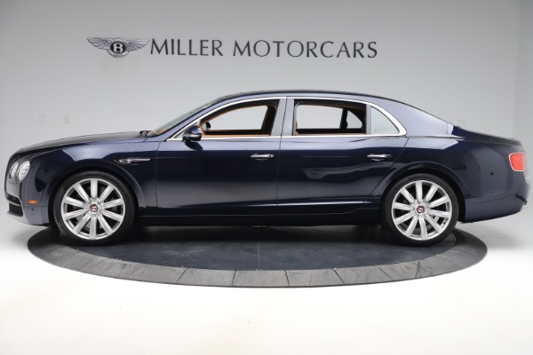 Used 2016 Bentley Flying Spur V8 for sale $114,900 at Aston Martin of Greenwich in Greenwich CT 06830 3