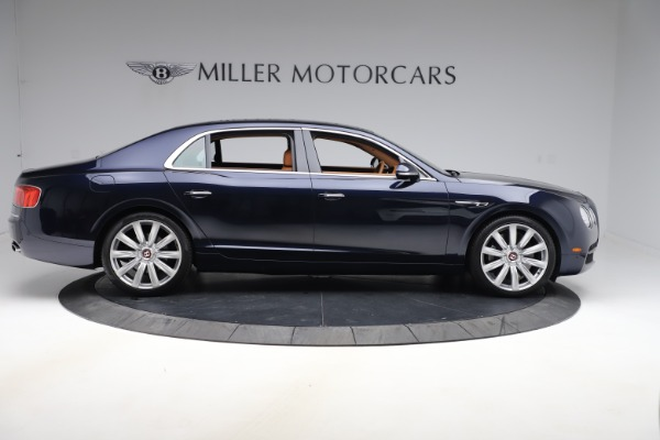 Used 2016 Bentley Flying Spur V8 for sale $114,900 at Aston Martin of Greenwich in Greenwich CT 06830 9