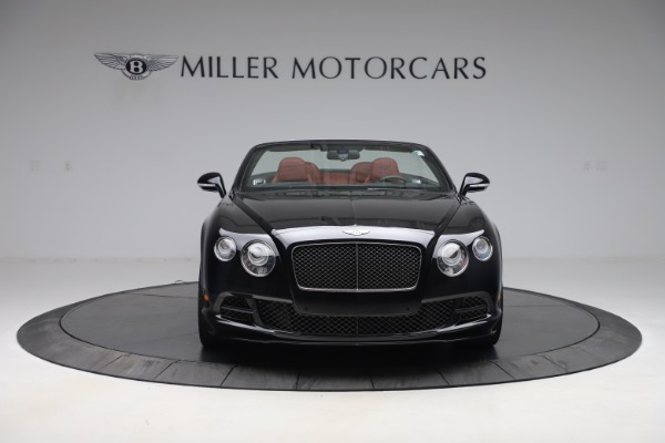 Used 2015 Bentley Continental GTC Speed for sale $139,900 at Aston Martin of Greenwich in Greenwich CT 06830 12