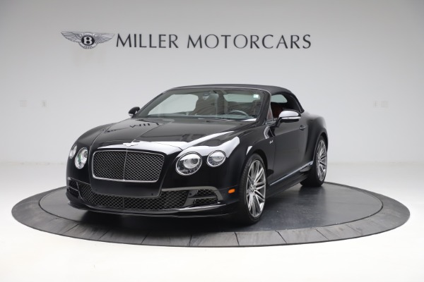 Used 2015 Bentley Continental GTC Speed for sale $139,900 at Aston Martin of Greenwich in Greenwich CT 06830 13