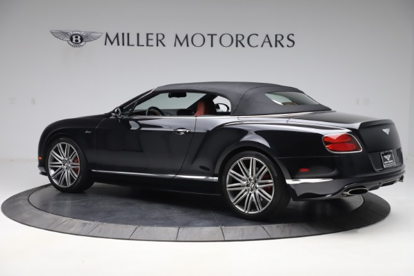 Used 2015 Bentley Continental GTC Speed for sale $139,900 at Aston Martin of Greenwich in Greenwich CT 06830 15