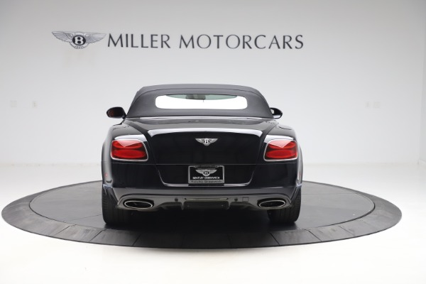 Used 2015 Bentley Continental GTC Speed for sale $139,900 at Aston Martin of Greenwich in Greenwich CT 06830 16