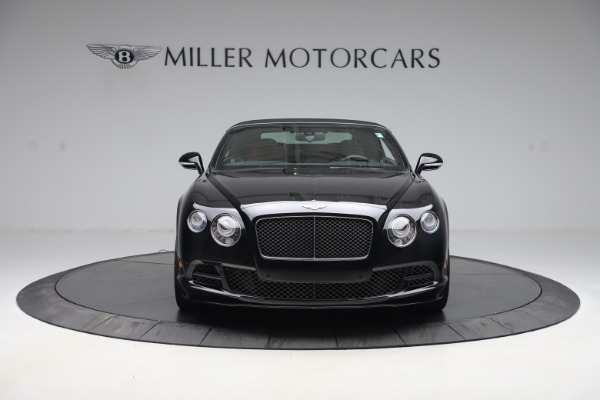 Used 2015 Bentley Continental GTC Speed for sale $139,900 at Aston Martin of Greenwich in Greenwich CT 06830 20
