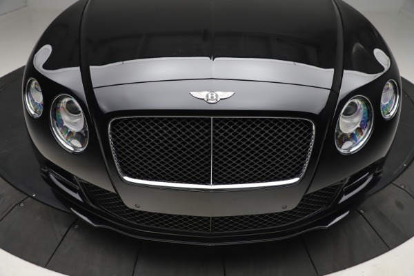 Used 2015 Bentley Continental GTC Speed for sale $139,900 at Aston Martin of Greenwich in Greenwich CT 06830 21
