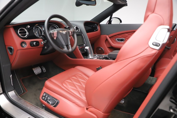 Used 2015 Bentley Continental GTC Speed for sale $139,900 at Aston Martin of Greenwich in Greenwich CT 06830 25