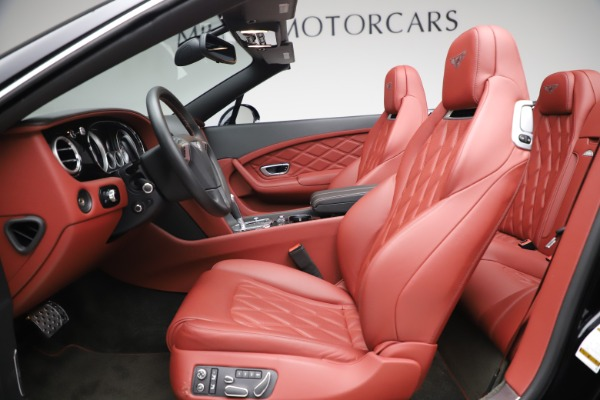Used 2015 Bentley Continental GTC Speed for sale $139,900 at Aston Martin of Greenwich in Greenwich CT 06830 26