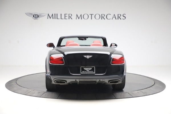 Used 2015 Bentley Continental GTC Speed for sale $139,900 at Aston Martin of Greenwich in Greenwich CT 06830 6