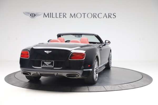 Used 2015 Bentley Continental GTC Speed for sale $139,900 at Aston Martin of Greenwich in Greenwich CT 06830 7