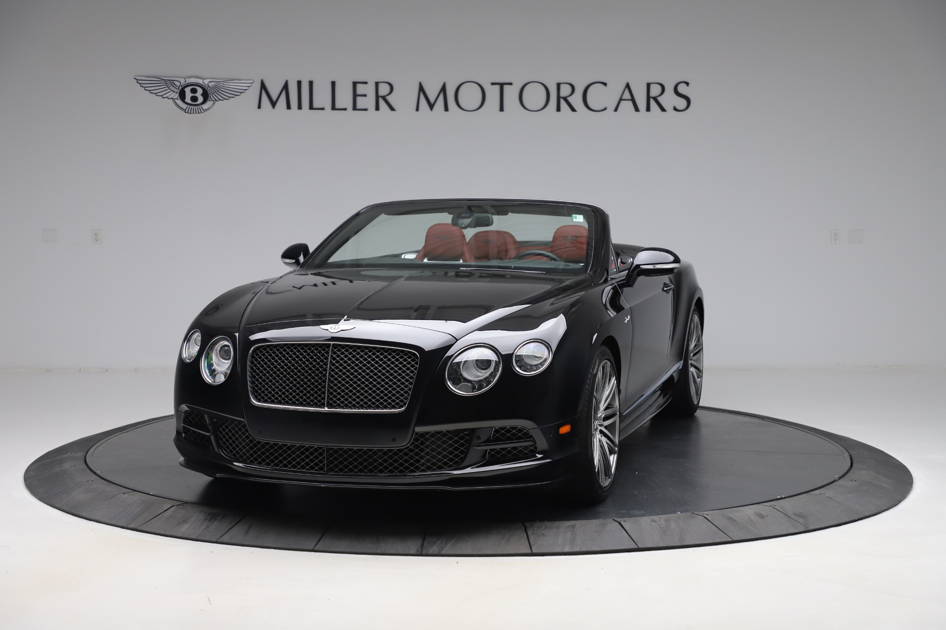 Used 2015 Bentley Continental GTC Speed for sale $139,900 at Aston Martin of Greenwich in Greenwich CT 06830 1