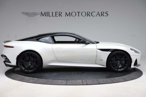 New 2019 Aston Martin DBS Superleggera for sale $345,631 at Aston Martin of Greenwich in Greenwich CT 06830 10