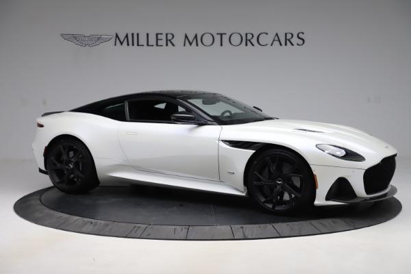New 2019 Aston Martin DBS Superleggera for sale $345,631 at Aston Martin of Greenwich in Greenwich CT 06830 11