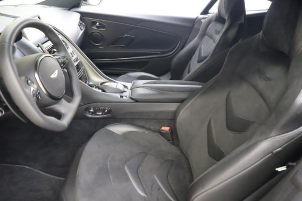 New 2019 Aston Martin DBS Superleggera for sale $345,631 at Aston Martin of Greenwich in Greenwich CT 06830 15