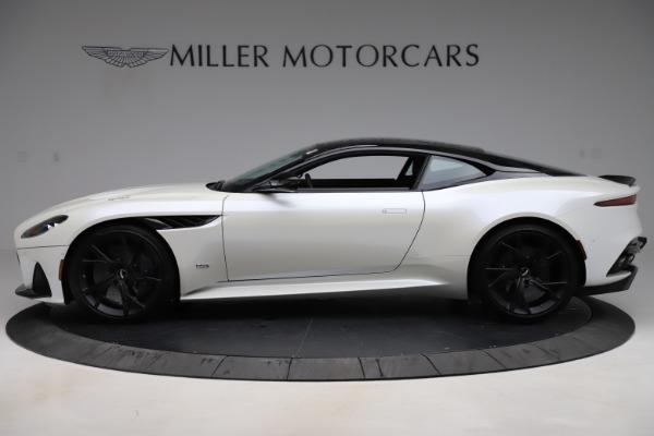 New 2019 Aston Martin DBS Superleggera for sale $345,631 at Aston Martin of Greenwich in Greenwich CT 06830 4