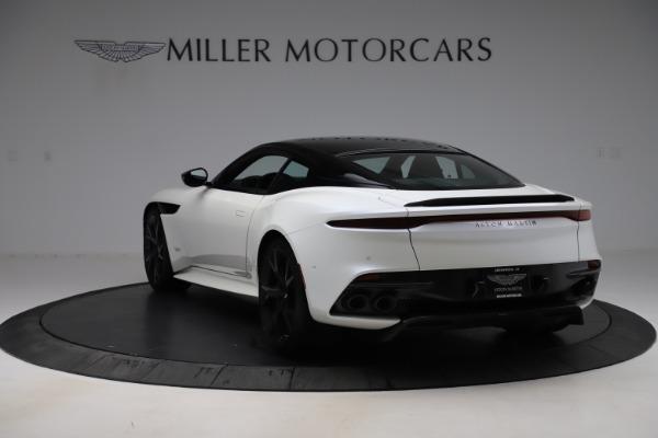 New 2019 Aston Martin DBS Superleggera for sale $345,631 at Aston Martin of Greenwich in Greenwich CT 06830 6