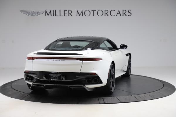 New 2019 Aston Martin DBS Superleggera for sale $345,631 at Aston Martin of Greenwich in Greenwich CT 06830 8