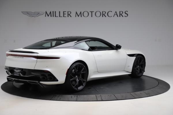 New 2019 Aston Martin DBS Superleggera for sale $345,631 at Aston Martin of Greenwich in Greenwich CT 06830 9
