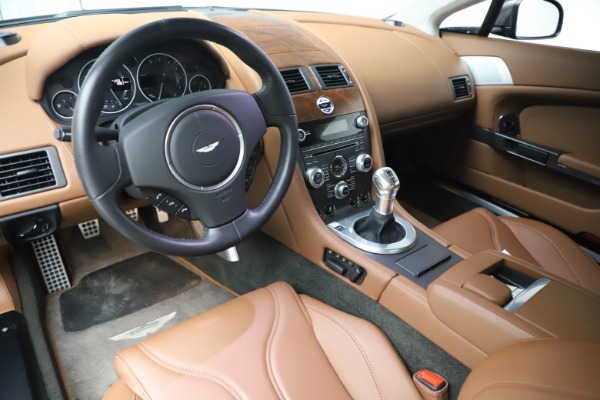 Used 2012 Aston Martin V12 Vantage Coupe for sale $115,900 at Aston Martin of Greenwich in Greenwich CT 06830 14