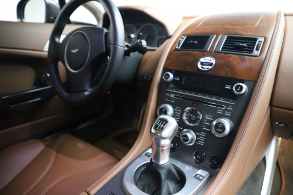 Used 2012 Aston Martin V12 Vantage Coupe for sale $115,900 at Aston Martin of Greenwich in Greenwich CT 06830 17