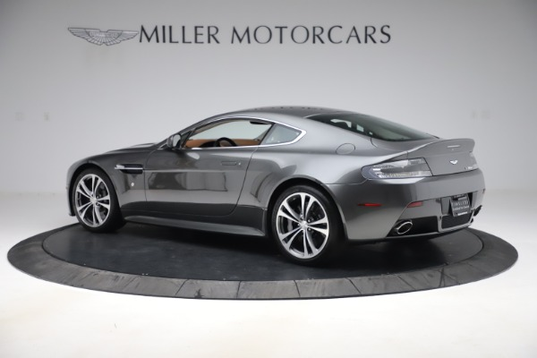 Used 2012 Aston Martin V12 Vantage Coupe for sale $115,900 at Aston Martin of Greenwich in Greenwich CT 06830 3