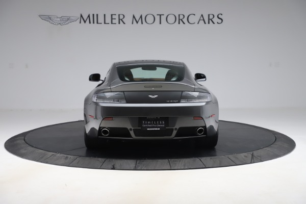Used 2012 Aston Martin V12 Vantage Coupe for sale $115,900 at Aston Martin of Greenwich in Greenwich CT 06830 5