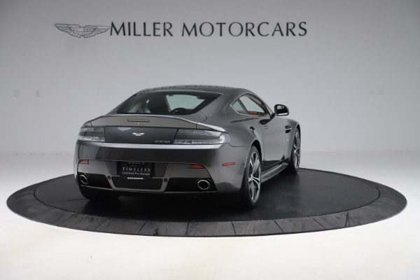 Used 2012 Aston Martin V12 Vantage Coupe for sale $115,900 at Aston Martin of Greenwich in Greenwich CT 06830 6