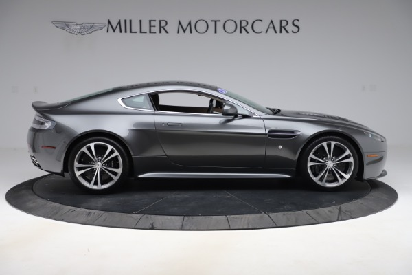 Used 2012 Aston Martin V12 Vantage Coupe for sale $115,900 at Aston Martin of Greenwich in Greenwich CT 06830 8