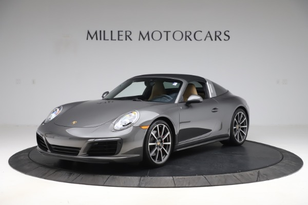 Used 2017 Porsche 911 Targa 4S for sale $119,900 at Aston Martin of Greenwich in Greenwich CT 06830 12