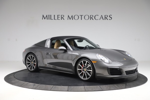 Used 2017 Porsche 911 Targa 4S for sale $119,900 at Aston Martin of Greenwich in Greenwich CT 06830 17