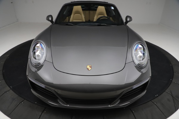 Used 2017 Porsche 911 Targa 4S for sale $119,900 at Aston Martin of Greenwich in Greenwich CT 06830 19