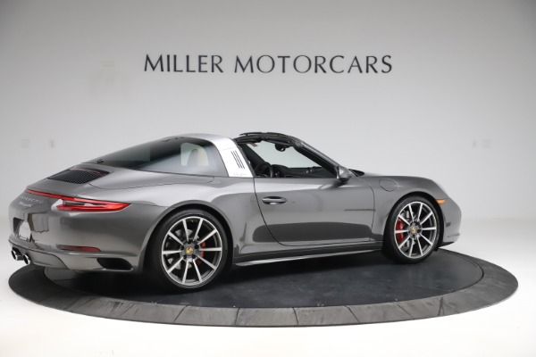 Used 2017 Porsche 911 Targa 4S for sale $119,900 at Aston Martin of Greenwich in Greenwich CT 06830 8