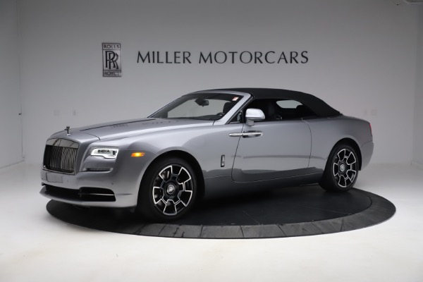 Used 2019 Rolls-Royce Dawn Black Badge for sale $355,900 at Aston Martin of Greenwich in Greenwich CT 06830 11