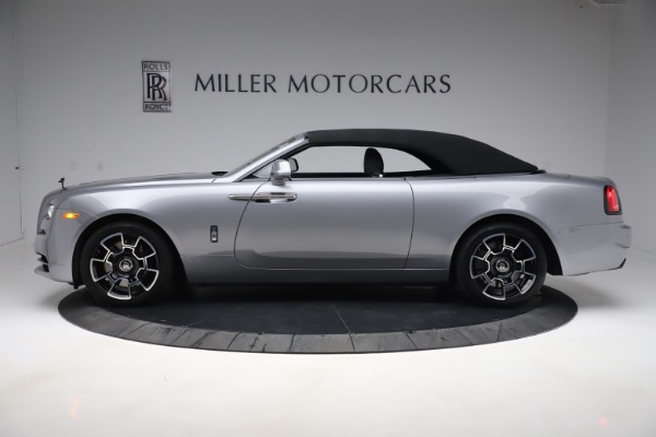 Used 2019 Rolls-Royce Dawn Black Badge for sale $355,900 at Aston Martin of Greenwich in Greenwich CT 06830 12