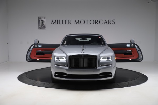 Used 2019 Rolls-Royce Dawn Black Badge for sale $355,900 at Aston Martin of Greenwich in Greenwich CT 06830 18
