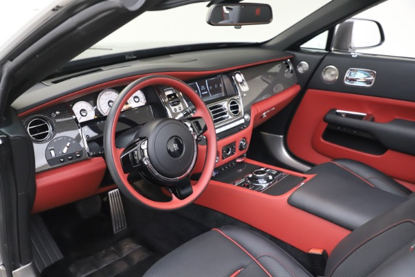 Used 2019 Rolls-Royce Dawn Black Badge for sale $355,900 at Aston Martin of Greenwich in Greenwich CT 06830 23