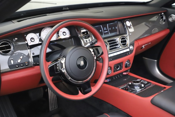 Used 2019 Rolls-Royce Dawn Black Badge for sale $355,900 at Aston Martin of Greenwich in Greenwich CT 06830 24