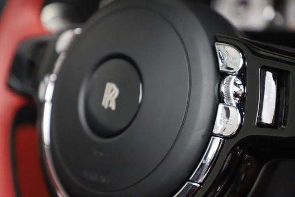 Used 2019 Rolls-Royce Dawn Black Badge for sale $355,900 at Aston Martin of Greenwich in Greenwich CT 06830 25