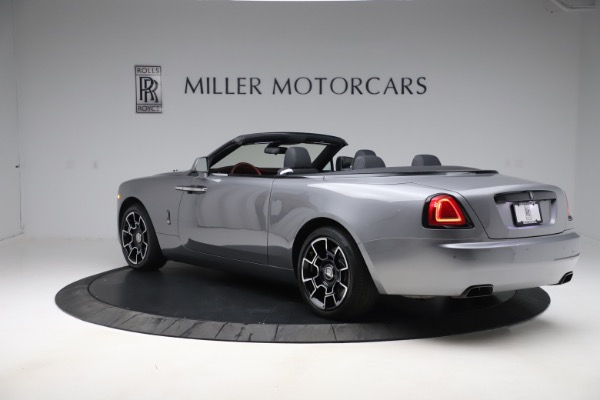 Used 2019 Rolls-Royce Dawn Black Badge for sale $355,900 at Aston Martin of Greenwich in Greenwich CT 06830 4