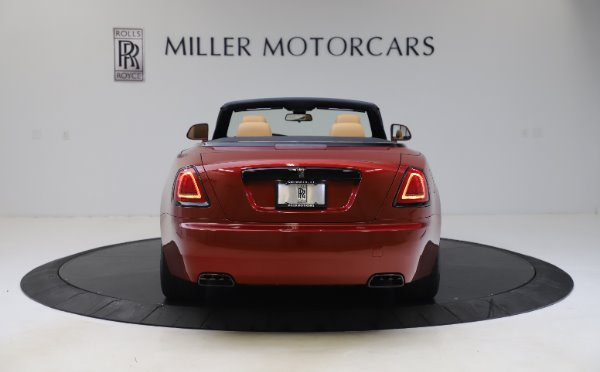 Used 2019 Rolls-Royce Dawn Black Badge for sale $349,900 at Aston Martin of Greenwich in Greenwich CT 06830 5
