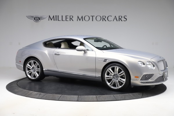 Used 2016 Bentley Continental GT W12 for sale Sold at Aston Martin of Greenwich in Greenwich CT 06830 10
