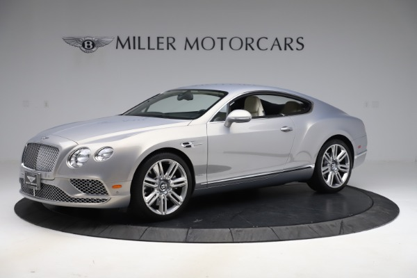 Used 2016 Bentley Continental GT W12 for sale Sold at Aston Martin of Greenwich in Greenwich CT 06830 2