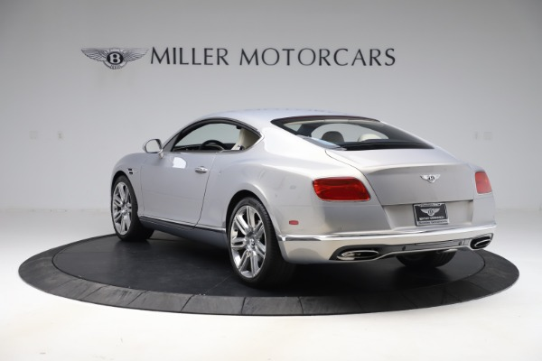 Used 2016 Bentley Continental GT W12 for sale Sold at Aston Martin of Greenwich in Greenwich CT 06830 5