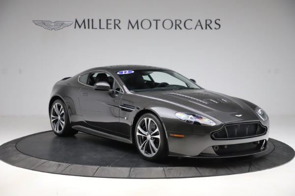 Used 2012 Aston Martin V12 Vantage Coupe for sale $115,900 at Aston Martin of Greenwich in Greenwich CT 06830 10